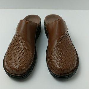 Clark shoes Rebecca Natural Tan  7M New